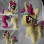 Little Swirla Plush by Jhaub1