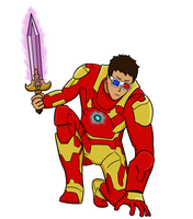 Iron Man Kurt by EmC98