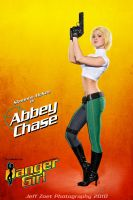 Danger Girl - Abbey Chase by jeffzoet