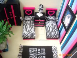 my room model 4 by A-M-A