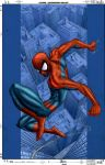 ultimate spidey by logicfun