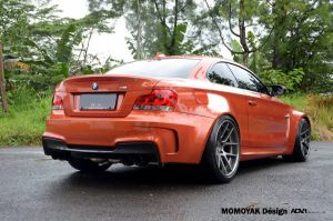 BMW E82 1M Coupe by MOMOYAK by MOMOYAK