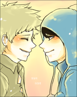 South Park : Craig X Tweek 9 by sujk0823