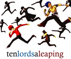 ten lords leaping by starblacks