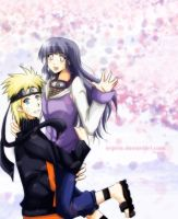 NaruHina Love by enjelia