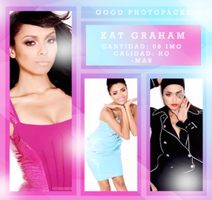 +Photopack de Kat Graham. by MarEditions1