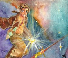 treasure planet by zarielcharoitite