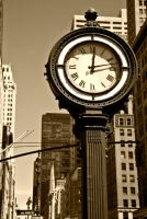 Same City, Different Time by RakelClark