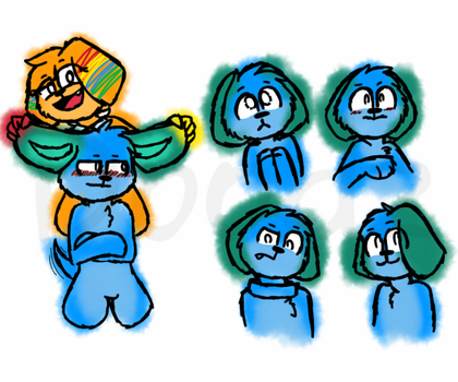 Le sketches roy by Fnafdoodle