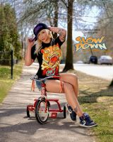 Slow Down Clothing by SarahL-Art