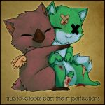 Look past the Imperfections by Fax-Grimmin