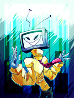 Tv by Sandette