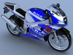 Suzuki GSX 750 by Nameless74
