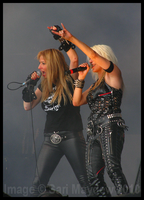 BOA 10: Doro and Holy Moses by kittywinter
