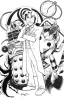 Doctor Who 8th Doctor by NickMockoviak