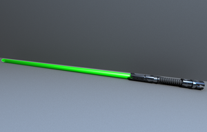 Lightsaber by wiirus