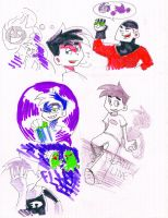 DP doodles by happymoments