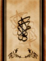 Arabic calligraphy (Kalaam) by calligrafer