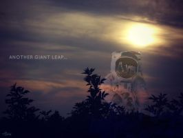 Another Giant Leap by Szazomy