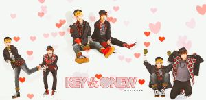 Onew Key by MonicaZC
