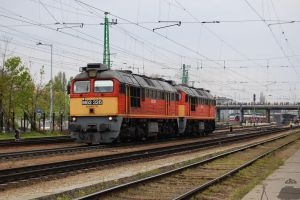 M62 326 and 319 in Gyor by morpheus880223
