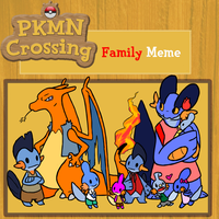 PKMC - Family Meme by llimus