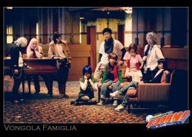KHR: Vongola Famiglia by SoySauceCosplay