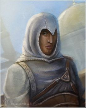 Assassin's creed, Altair by FirstKeeper