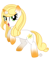 Daffodil Whisp by Gingersnaap
