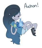 Adventure Time Style: Vampire Auction by Roespls