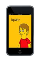 ipod touch i.d. by hpWiz