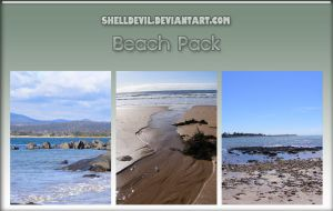 Beach Pack 6 by shelldevil