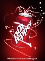 Dr Pepper Advertisement by joshcartledge