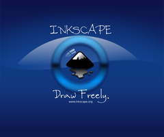 Inkscape 0.45 About Screen 2 by manonastreet