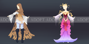 Adoptable outfit (closed) by Zoro-Fly