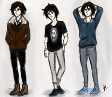 depressed but well dressed by odairwho