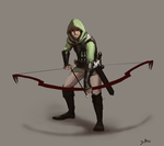Ranger Dude by SergIole