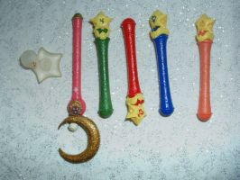Sailormoon items by silverbeam