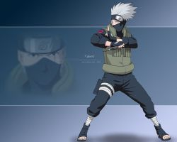 Kakashi by shingou