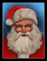 Santa Claus - MERRY CHRISTMAS by TomsGG