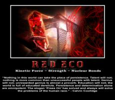 Red Eco by ClefJ