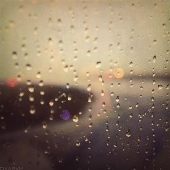 Airport early morning by daaram