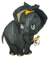 Dumbo by InkArtWriter