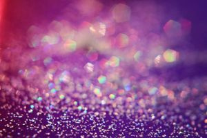 Rainbow glitter stock by EliseEnchanted