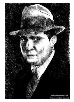 Robert E. Howard by EttoBascianoWorks