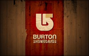 Burton Snowboards Wallpaper by ironbondio
