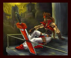 Sol Badguy Guilty Gear X by Zeorymer0015