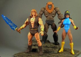 Thundarr the Barbarian by El-Macho-Muchacho