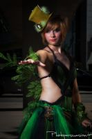 Adult Styled Tinker Bell by Photopersuasion