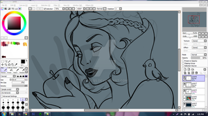 Snow White WIP by Jaacqs